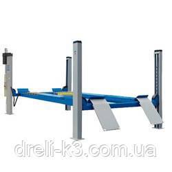 Подъемник четырехстоечный для СТО 5 тонн 5,7 м Ravaglioli RAV4502E