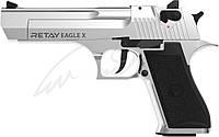 Пістолет стартовий Retay Eagle X. Колір - chrome., фото 1