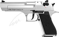 Пистолет стартовый Retay Eagle X. Цвет - chrome., фото 1