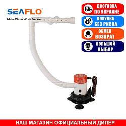 Аэратор погружной Seaflo 350GPH. SFBP1-G350-10. Внутренний с поливом; Аэратор для воды.