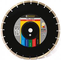 Алмазный отрезной сегментный диск Baumesser Turbo Stahlbeton PRO