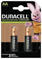 Аккумулятор Duracell HR6DC1500 (AA) 1300 mAh Бл*2шт