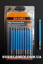 Бита ZHIWEI PH2 х 90 мм
