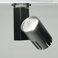 Трековый светильник LED Feron AL105 40W (чёрный)