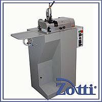 Машина спуска края термопластичных материалов AV2 M + SLUB. Fratelli Alberti (Италия)