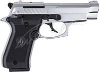 Пистолет стартовый Retay 84FS. Цвет - сhrome., фото 1