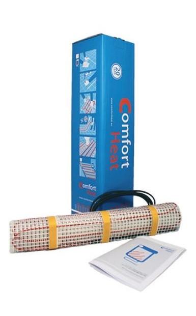 CTAE-160, 0,5 м2, 80 Вт, двухжильный нагревательный мат, Comfort Heat