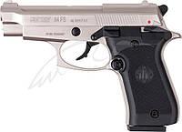 Пістолет стартовий Retay 84FS. Колір -satin., фото 1