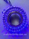 7023 BL MR16 с LED подсветкой со сменой цветов  Точечный светильник, фото 9
