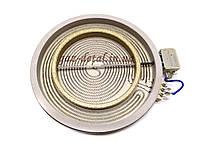 Конфорка 2200/1000W для стеклокерамической поверхности Indesit C00261917