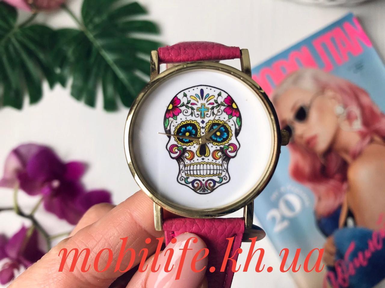Женские Часы Скелет