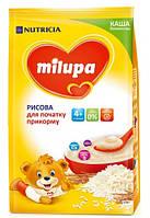 Milupa Каша безмолочная Рисовая 4м+ (170г)