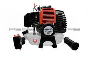 Бензотриммер (мотокоса)   EMAS CG430   (Нож 3Т, шпуля пластиковая, ремень)   EVO