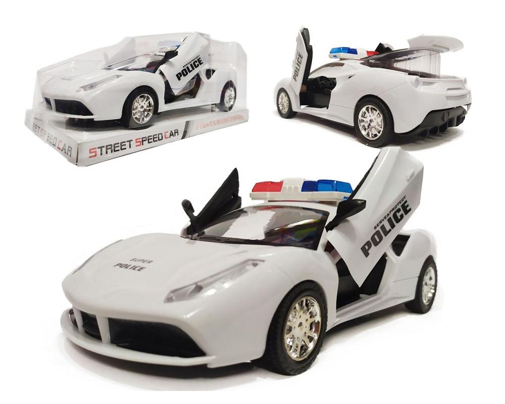 Машина 055-60 полицейская