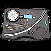 Набор для измерения высокого давления в системах Common Rail