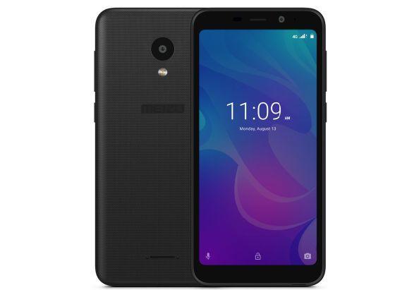 """Смартфон Meizu с9 с разблокировкой по лицу на 2 сим карты 5,45"""" 2/16Gb черный"""