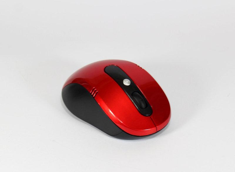 Компьютерная беспроводная мышь G-108 красная