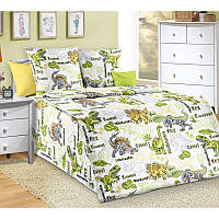 Комплект  постельного белья для детей Эра Динозавров, фото 1