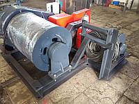 Лебедка электрическая тяговая ТЛ-9А