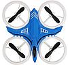 Ударостійкий квадрокоптер DOWELLIN D6 Синій