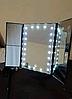 Зеркало с LED Подсветкой 4 отсека, фото 4
