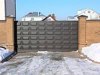 Ворота откатные ТМ Каскад