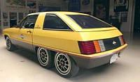 Экстравагантный шестиколесный гибрид Briggs&Stratton из 80-х. ФОТО