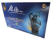 Чай черный Milton Earl Grey Classic, 80 пакетов с бергамотом, 29 грн.