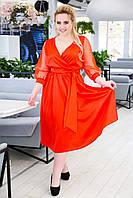 Нарядное платье больших размеров, фото 1