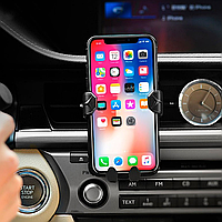 Держатель для телефона в машину Автодержатель Hoco CA22
