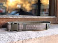 Ремень тактический (5 см) OLIVE, фото 2