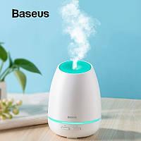 Увлажнитель ароматизатор воздуха Baseus Aroma Diffuser с подсветкой, фото 1
