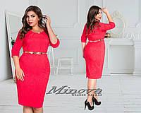 Платье модное 50-56