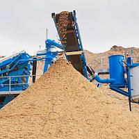 Песок вознесенский мытый для бетона Антарес 2,2-2,4 мм (Одесса), фото 1