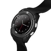 Розумні годинник UWatch SmartWatch SW V8 Чорні