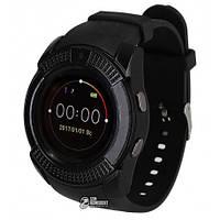 Розумні годинник Android Smart V8 Чорні