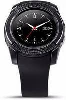 Сенсорні годинник на руку Smart Watch Android, чорні