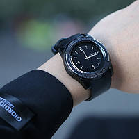 Смарт-годинник Smart Watch V8 Original Android, 128МБ, камера 1,3 МП, мікрофон, чорні, смарт годинник, розумні годинник