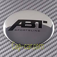 Наклейки для дисків з емблемою ABT Volkswagen. ( АБТ Фольцваген ) Ціна вказана за комплект з 4-х штук