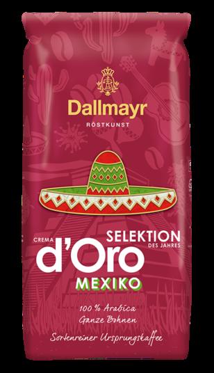 Кофе Dallmayr в зернах d'Oro Selektion 1 кг