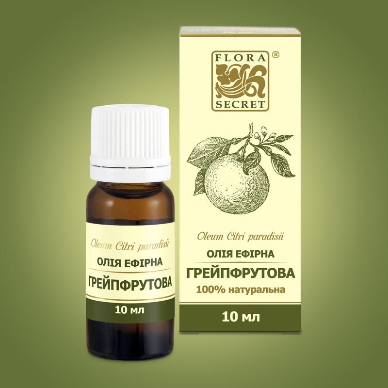 Грейпфрут эфирное масло 10 мл