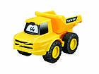 Игрушка машинка для детей самосвал Volvo, строительная техника, в ассорт. 3 вида (16-85123 самосвал Volvo), фото 2
