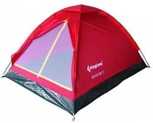 Палатка KingCamp Monodome 2 (red)