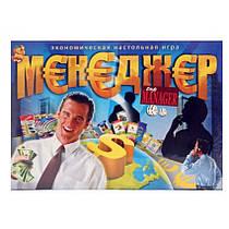 Настольная маленькая игра Менеджер Danko Toys DT G28