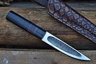 """Нож ручной работы якутского типа """"Этнический"""""""