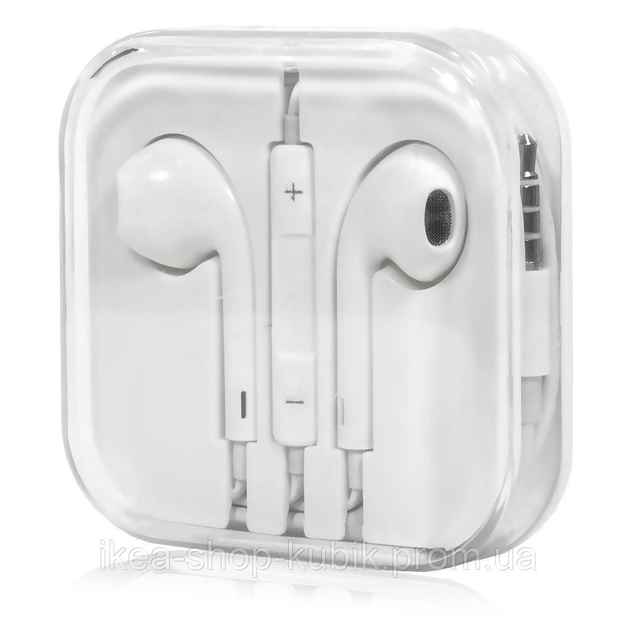 Гарнитура Apple EarPods для iphone