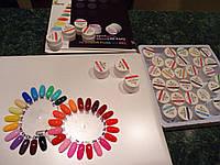 Набор 36 шт гелей  цветных Coco (3678)