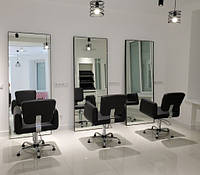 Парикмахерское Кресло клиента для салонов красоты Орландо (Orlando) Парикмахерские кресла, фото 1