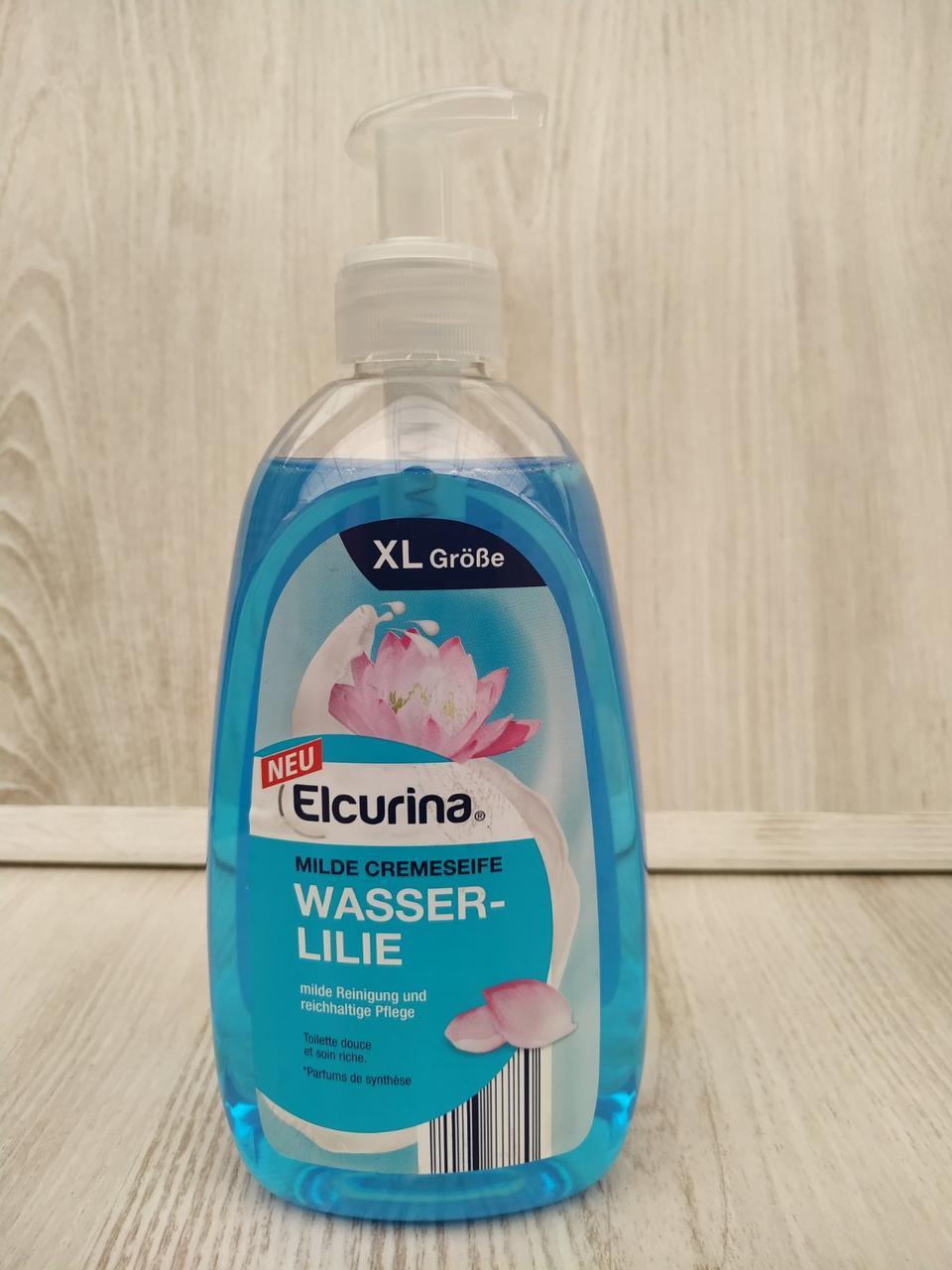 Жидкое мыло Elcurin Wasser Lilie  600 мл