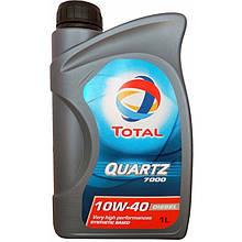 Моторное масло Total Quartz 7000 Diesel 10W-40 1L (166247)